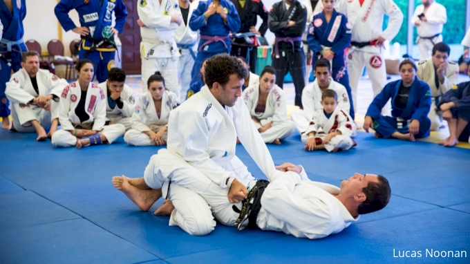 Master Class: Roger Gracie Teaches The Best Closed Guard In The World
