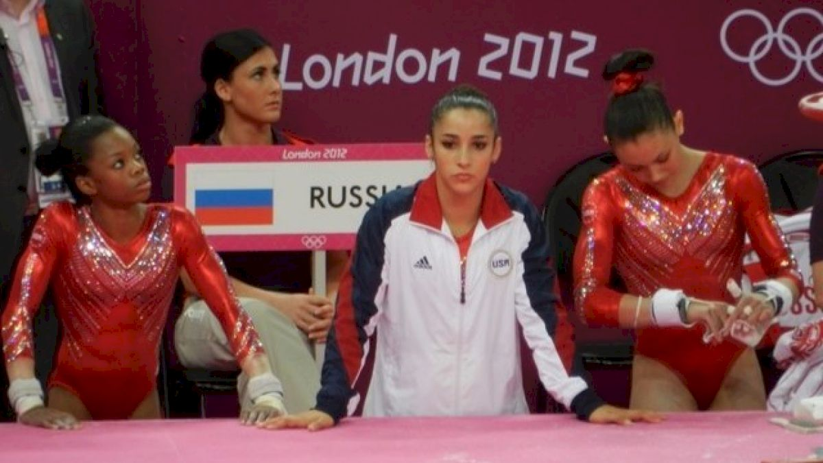 Gymnastics Olympic Team Size Reduced To Four - FloGymnastics