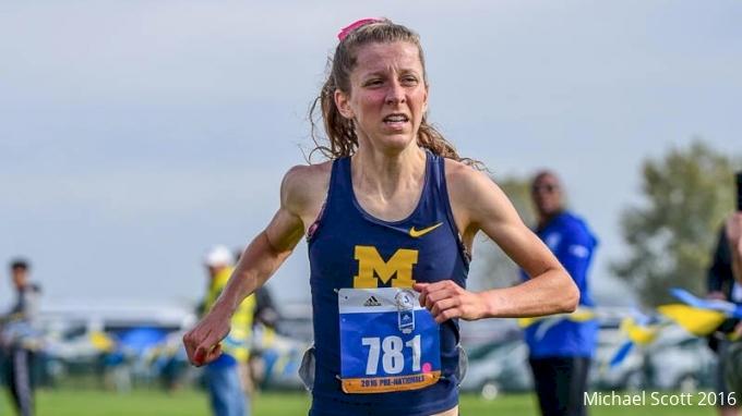 Women's 6K, Final  - Blue Race, Erin Finn dominates