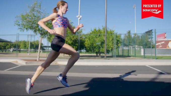 Workout Wednesday: Molly Huddle 7x Mile