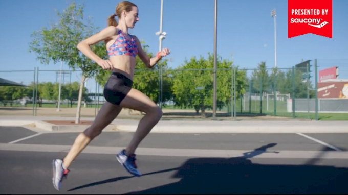 Workout Wednesday: Molly Huddle 7x Mile
