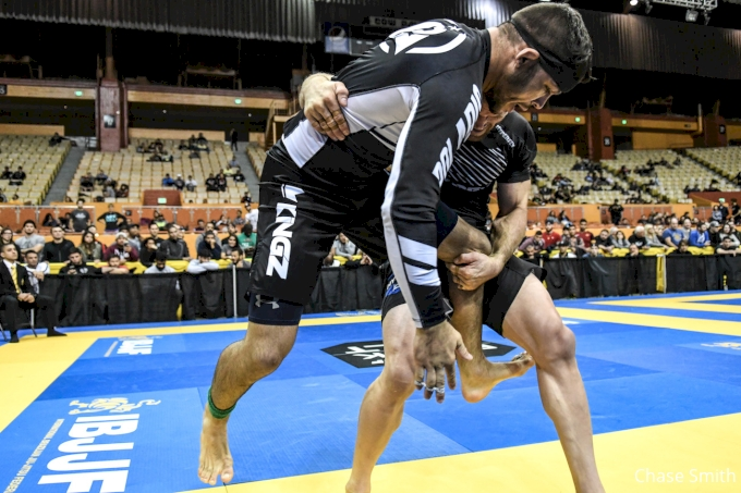 No-Gi Worlds Preview   A Fistful of Collars