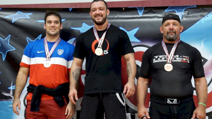 Tom DeBlass Talks Winning 3rd ADCC Invite & Balancing Tournament Responsibilities: 'It Can Be Done'