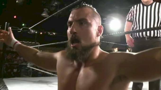 Match of the Week: Marty Scurll vs. Fred Yehi (EVOLVE 58)