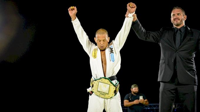 Baret Yoshida Defends His Fight To Win Title Tonight!