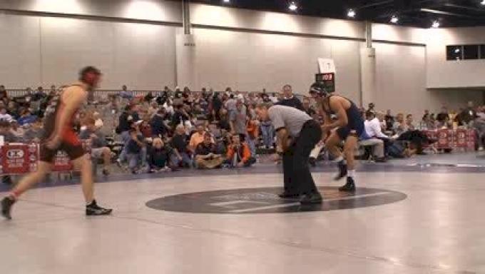 (2) Mike Poeta (IL) vs John Gonzales