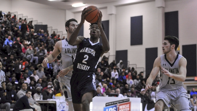 Shai Gilgeous-Alexander Fills It Up At National Hoopfest In Memphis