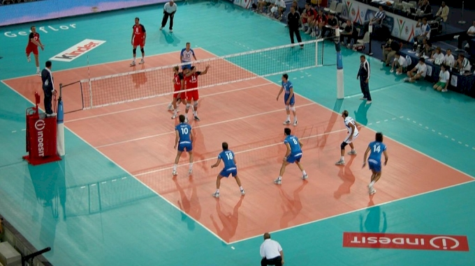 Volleyball Facts And Dimensions