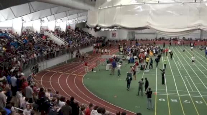 M mile H01 (McCarthy 3:55.75 facility record, BU Terrier 2012)