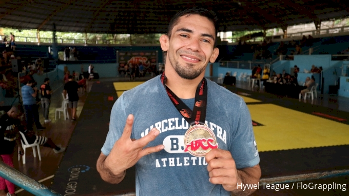 Marcelo Mafra Says Wrestling Was Key To ADCC Trials Victory
