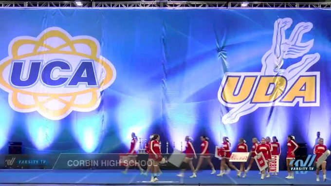 Corbin High School [2018 Medium Varsity Day 1] 2018 UCA Smoky Mountain Championship