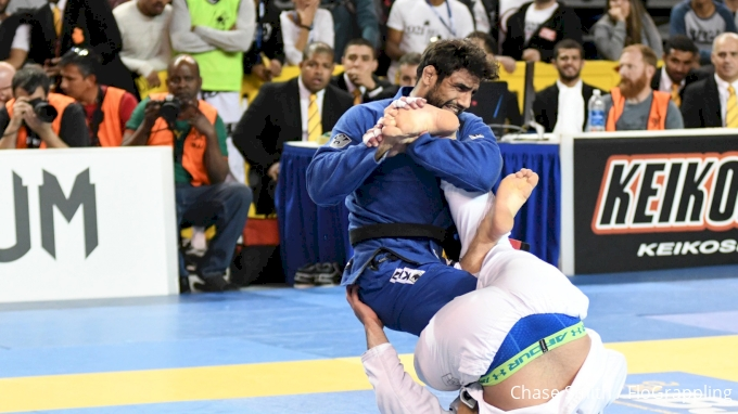 Leandro Lo Pan Ams Toehold