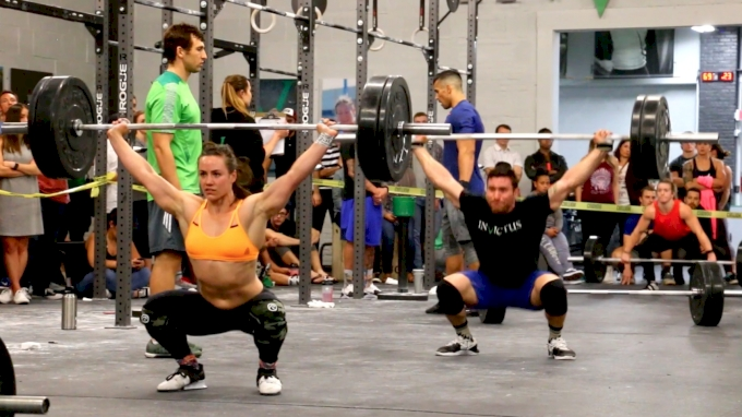 CrossFit Games Open 17.3 With Invictus
