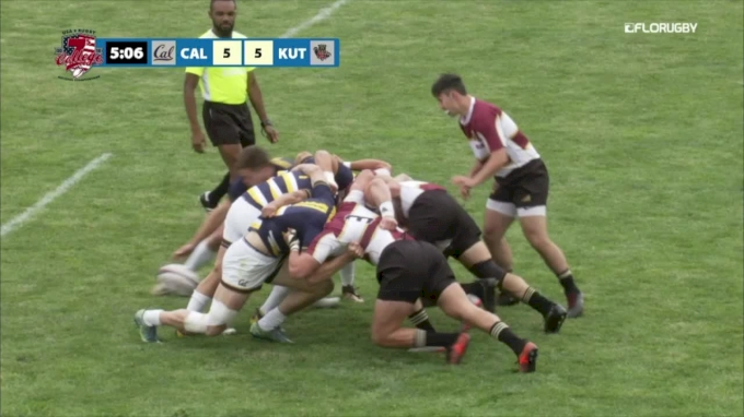 Cal Scores On Way To National 7s Final