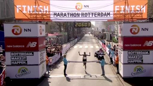 new balance rotterdam marathon 2017