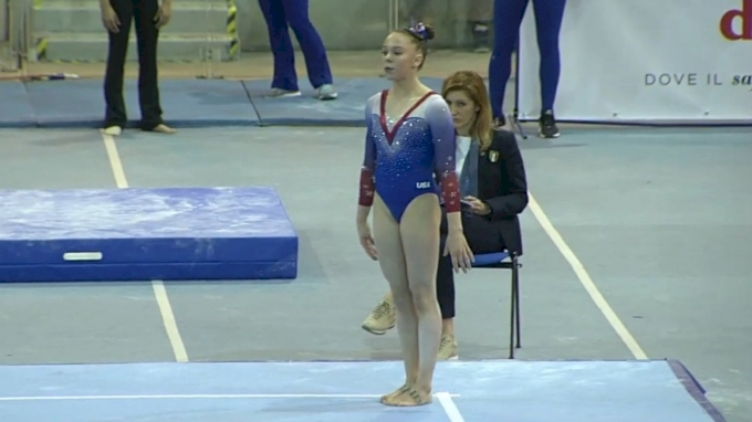 Commentary Stream Full Replay: 2017 City Of Jesolo Trophy Event Finals