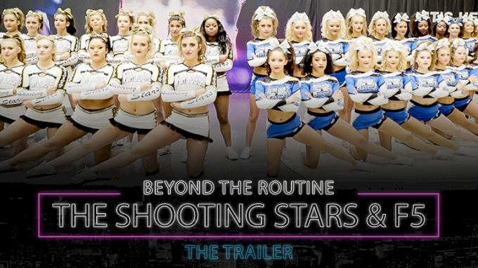 Shooting Stars & F5: Beyond The Routine (Trailer)