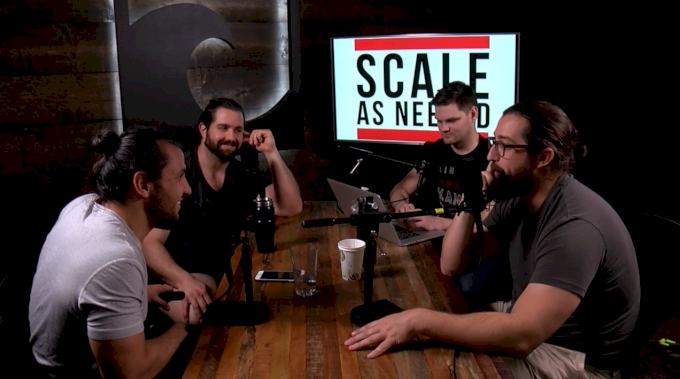 Scale As Needed 39: Trevor Bachmeyer Cheats The Open