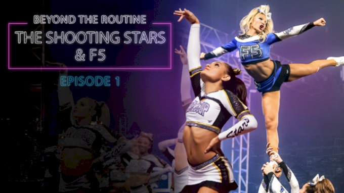 World Cup Shooting Stars & Maryland Twisters F5: Beyond The Routine (Ep 1)