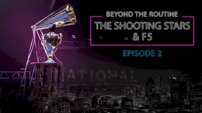 World Cup Shooting Stars & Maryland Twisters F5: Beyond The Routine (Ep 2)