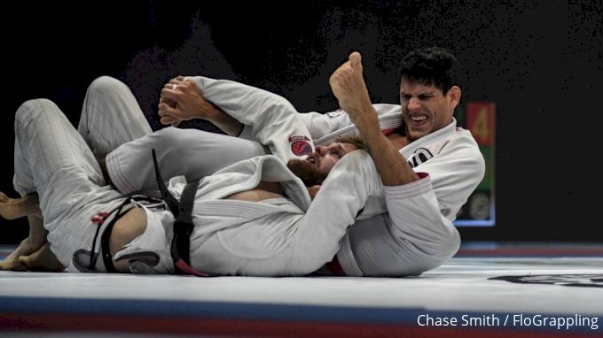 Felipe Pena vs Adam Wardzinski -94kg Final