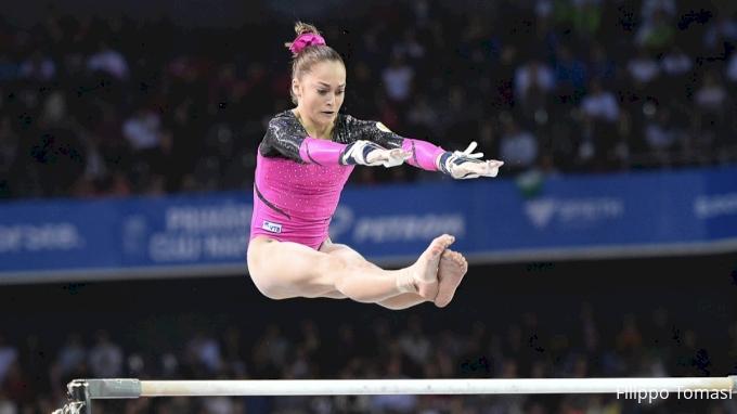 Elena Eremina - Bars, Russia - Event Finals, 2017 European Championships