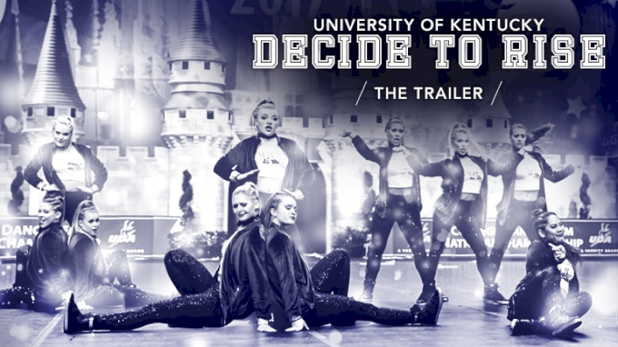 University Of Kentucky Dance: Decide To Rise (Trailer)