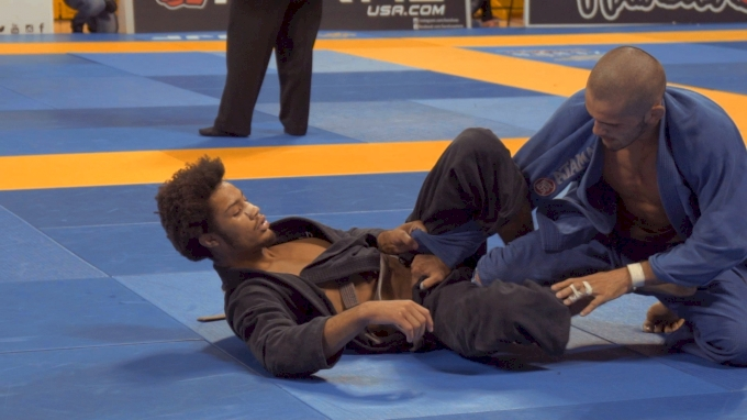 Jamil Hill Becomes Brown Belt World Champion