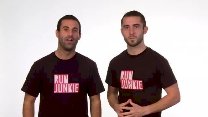 RUN JUNKIE: Running with the Buffs Banned
