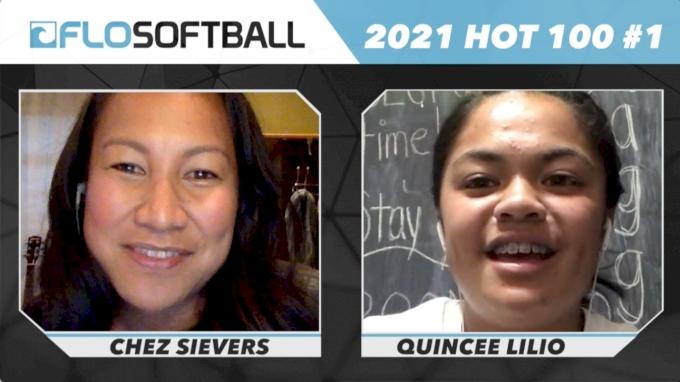 Meet No. 1 2021 Hot 100 Player Quincee Lilio