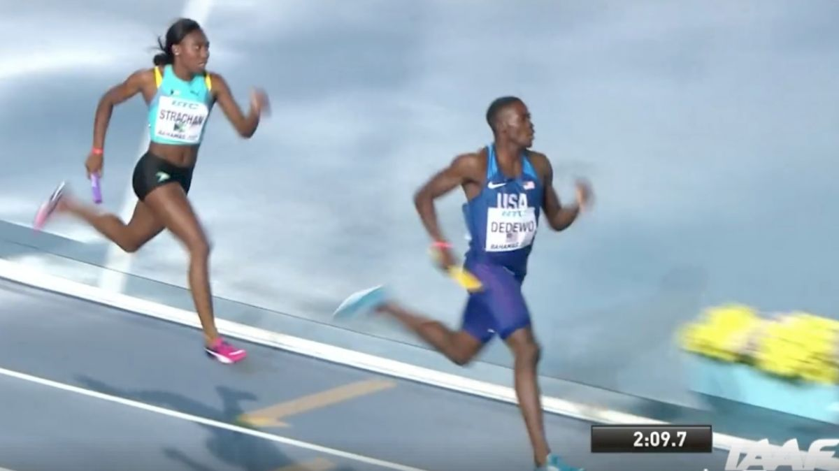 The 2020 Olympics Will Have A Mixed 4x400 Relay Race Basic Rules As Part Of Push To Make Sure That Get More Youthful Urban And Increase Womens Participation 4x400m Has Been
