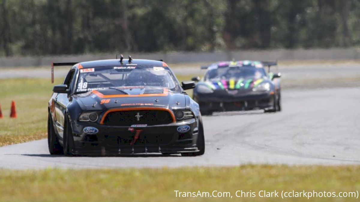 Venerable Series, Venerable Track: Trans-Am Takes On Indy
