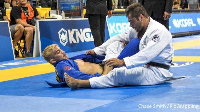 Luiz Panza vs Dillon Danis IBJJF 2017 World Championships