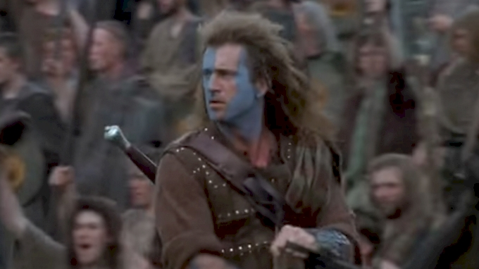 Scotland Harnesses The Power Of William Wallace