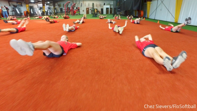 EXCLUSIVE: Workout With Gametime Stars