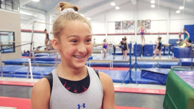 Olivia Kennedy On Horse Handstand Dreams, Almost Missing Her Elite Qualifier, & Competing Hopes