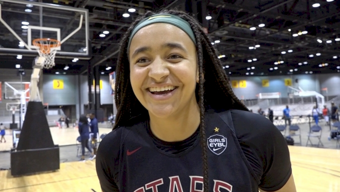 Haley Jones Happy Cal Stars End Nike Nationals On A Good Note With Gold Bracket Championship