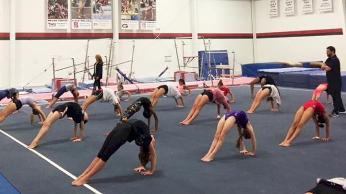 Workout Wednesday With Elena Arenas & Georgia Elite: Season Prep & New Skill Central