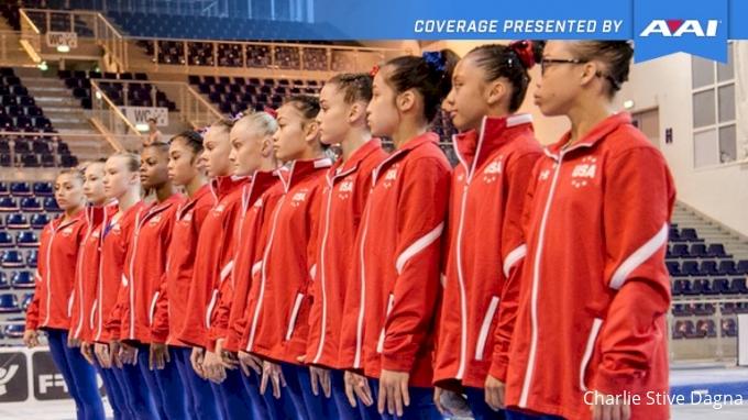Team USA Jesolo