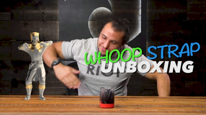 Unboxing The Whoop Strap