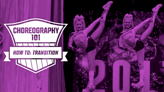 Choreography 101: How To Transition
