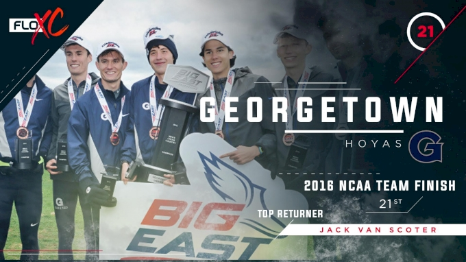 2017 FloXC Countdown: #21 Georgetown Men