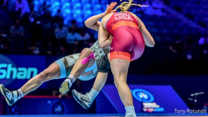 Helen's Latest Footsweep For Four