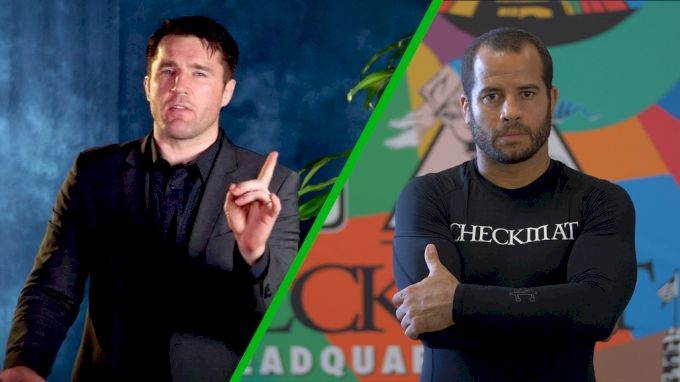 CheckMat All-Stars Don't Hold Back In Predicting Leo Vieira vs Chael Sonnen Superfight