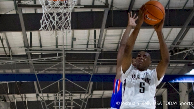 2019 Flo40 No. 6 D.J. Jeffries Brings Serious Game To The Floor