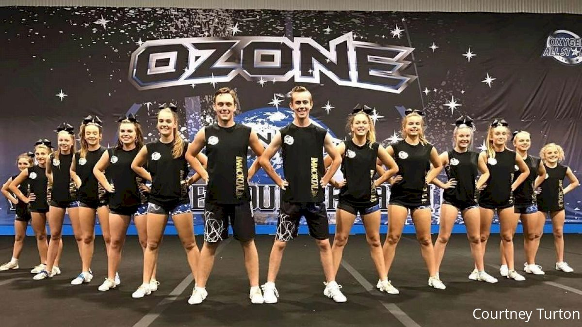 Oxygen All Stars Opened Their Australia Based Gym In 2008 With Just A Dance Program And Small Cheerleading Team But As The Sport Grew So Did