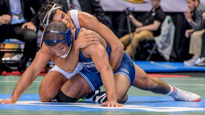 Get The Top Guy's Weight Off Of You Like Mark Hall