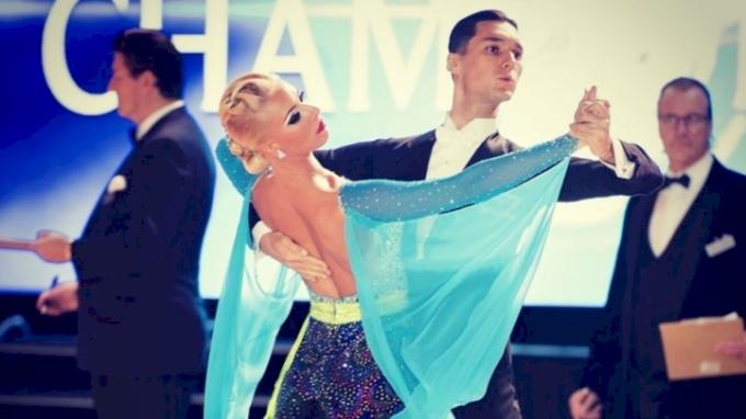 USDC Open Pro Ballroom Winners Interview