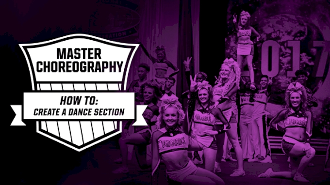 Master Choreography: How To Create A Dance Section