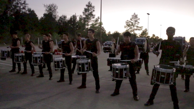 In The Lot: Clear Brook At BOA Houston Regional